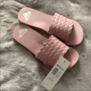 Rosy Sandals